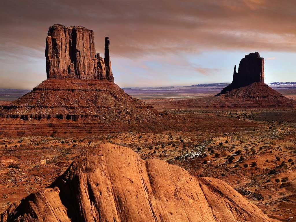 Sidearm, Monument Valley