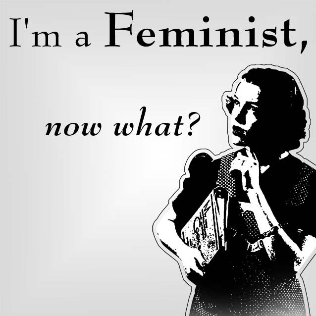 What does the word 'feminist' mean to me?